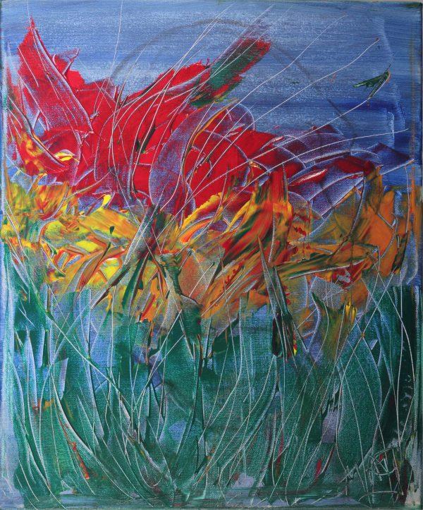 Original oil paniting by Maureen Gillespie