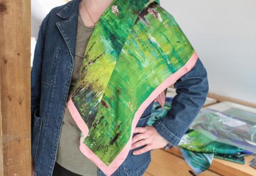 Biyair - 100% Silk Scarves